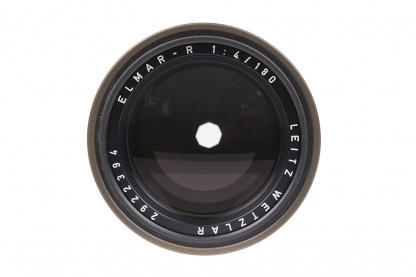 "LEITZ Elmar-R 4,0/180mm ""Safari"""