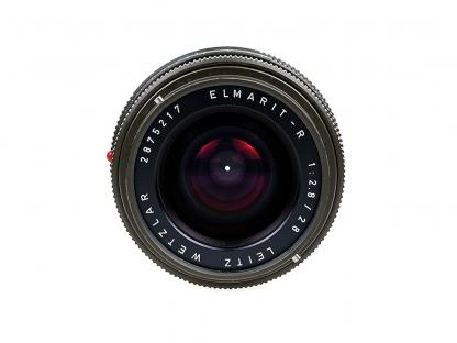 "LEITZ Elmarit-R 2,8/28mm ""Safari"""