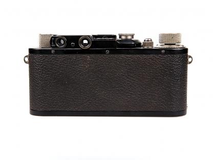 LEICA III schwarz lackiert + Summar 2,0/50mm