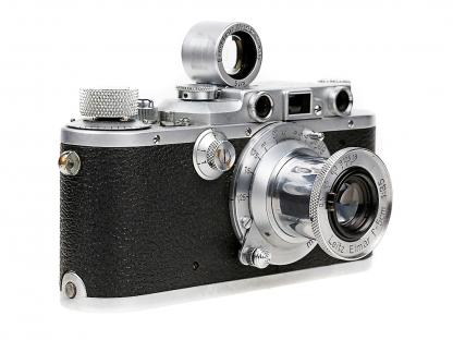 LEICA IIIa + Elmar 3,5/50mm