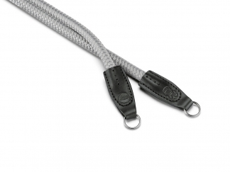 LEICA Rope Strap designed by Cooph, gray, 100 cm