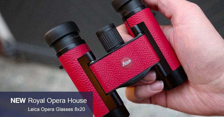 "LEICA Opera Glasses 8×20 ""Royal Opera House"""