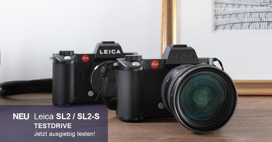 Leica SL2 Testdrive Leica Store München