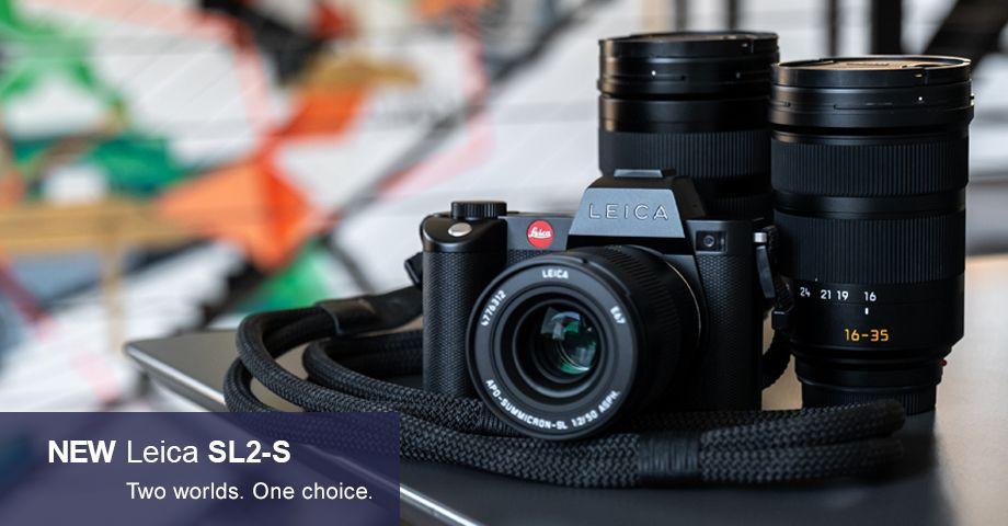 Leica SL2 S Camera Munich