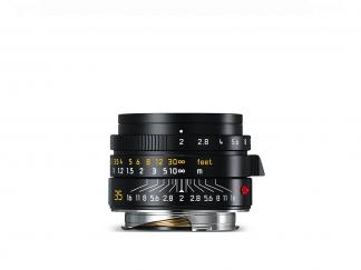 LEICA Summicron-M 2,0/35mm ASPH. schwarz
