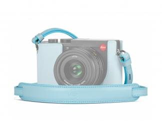 LEICA Tragegurt Q2, light blue