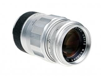 LEITZ Elmarit-M39 2,8/90mm chrom