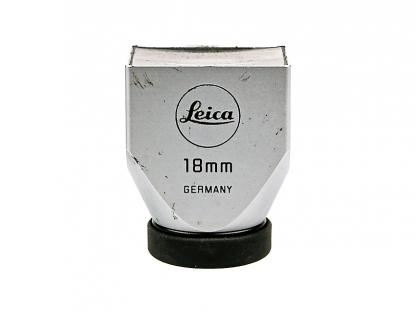 LEICA Viewfinder 18mm chrom